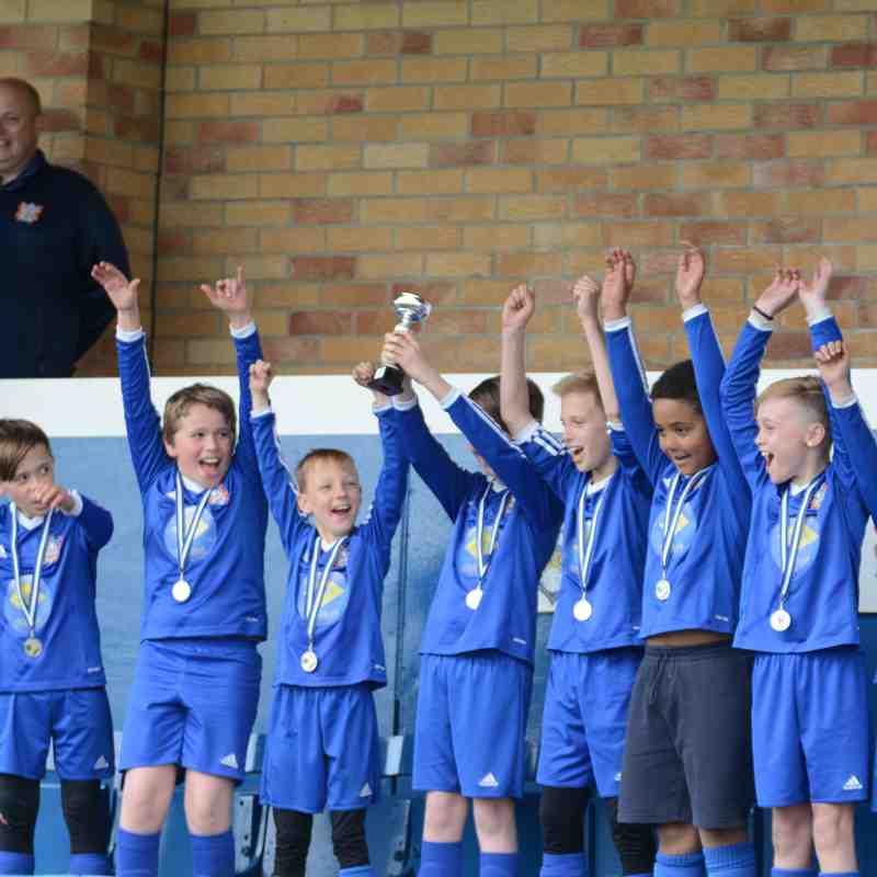 Farsley Juniors tournament Sunday 14th May