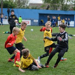 Farsley Juniors tournament 13th May