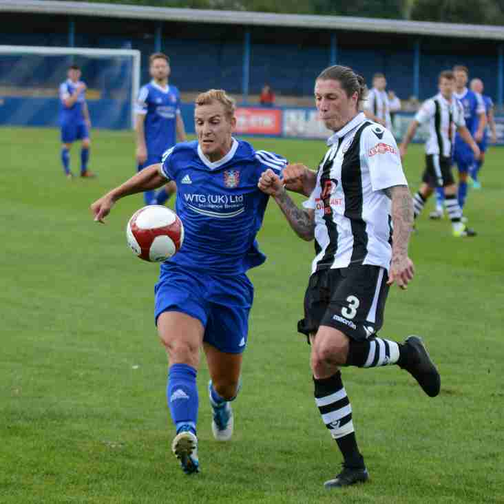 Farsley Frustrated With Draw