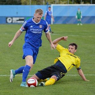 Report: Farsley Celtic 3-1 Halesowen Town