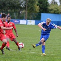 Farsley v Barwell FC Sept 17