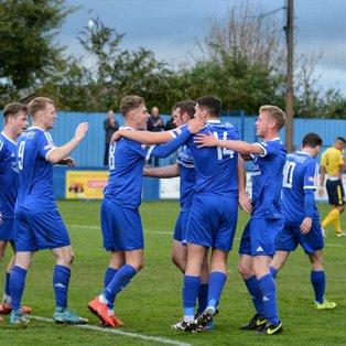 Report: Farsley Celtic 2-0