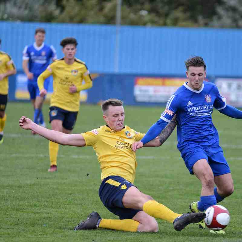 Farsley v Nantwich Town Oct 17