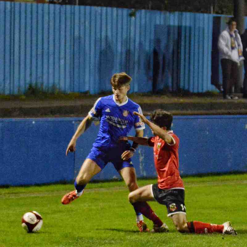 Farsley v Knaresborough Town County Cup Oct 17