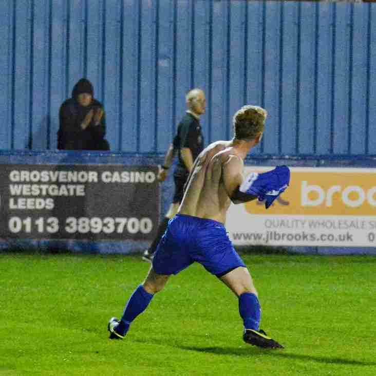 Baldwin hat-trick fires Farsley to victory - Report