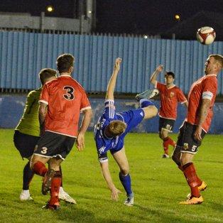 Report: Lancaster City 1-1 Farsley Celtic