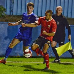 Farsley v Knaresborough Town County Cup Oct 17