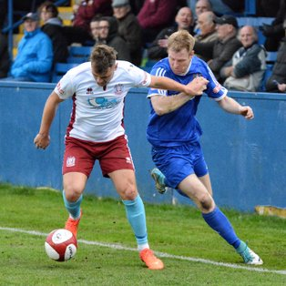 Workington Snatch a Point In Late Drama - Report