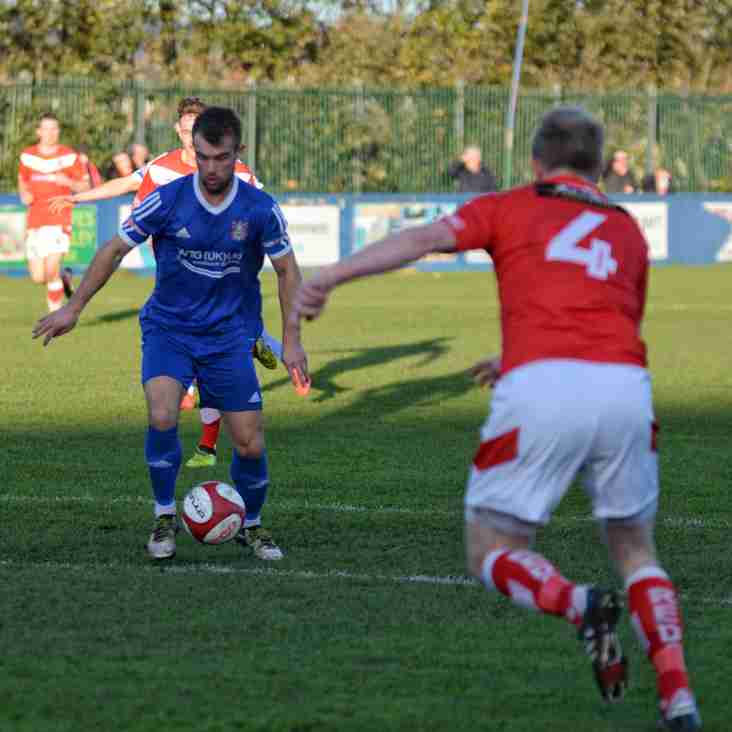 Report: Farsley Celtic 1-0 Stafford Rangers