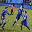 Report: Grantham Town 2-2 Farsley Celtic