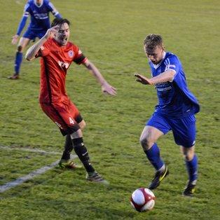 Report: Stafford Rangers 0-2 Farsley Celtic