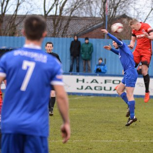 Report: Hednesford Town 2-1 Farsley Celtic