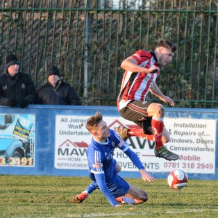 Report: Farsley Celtic 0-1 Altrincham FC