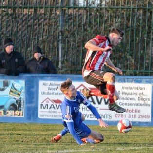 Report: Farsley Celtic 0-1 Altrincham FC