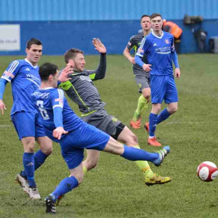 Report: Farsley Celtic 1-4 Stourbridge