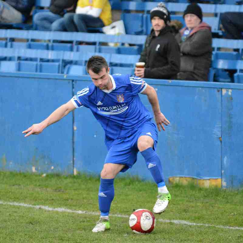 Farsley FC v Stourbridge FC March 18