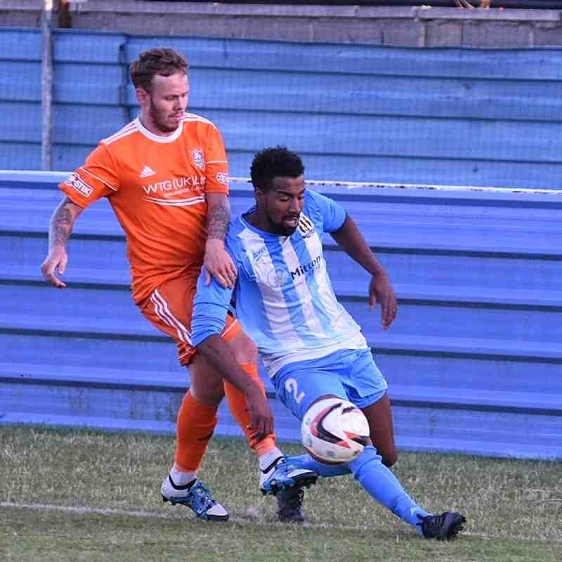 Eccleshill v Farsley pre season July 18