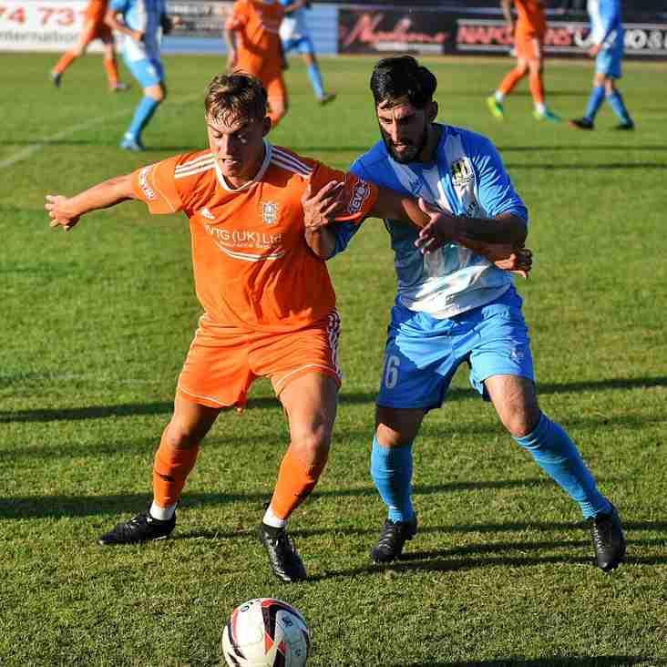 Report: Farsley Celtic 4-0 Pontefract Collieries