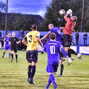 Report: Farsley Celtic 1-1 Gainsborough Trinity