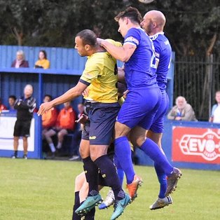 Report: Hednesford Town 0-1 Farsley Celtic