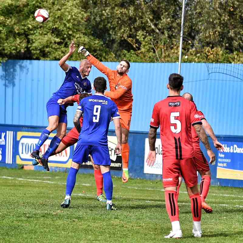 Farsley v Mickleover Sports Sept 18