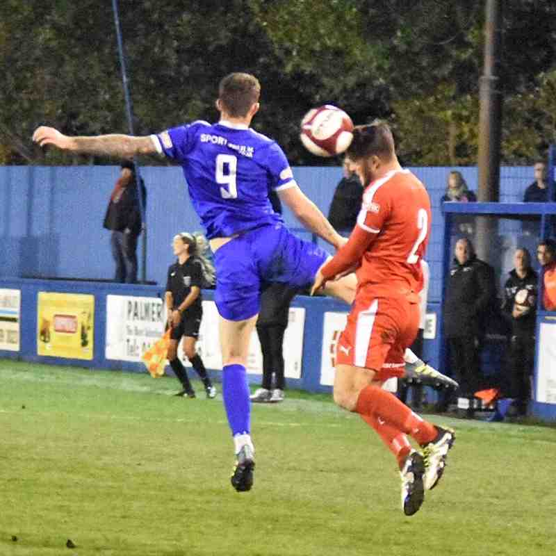 Farsley v Bamb Bridge FC Oct 18