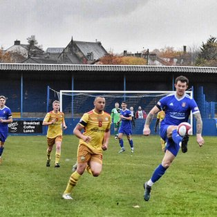 Report: Farsley Celtic 1-1 Grantham Town