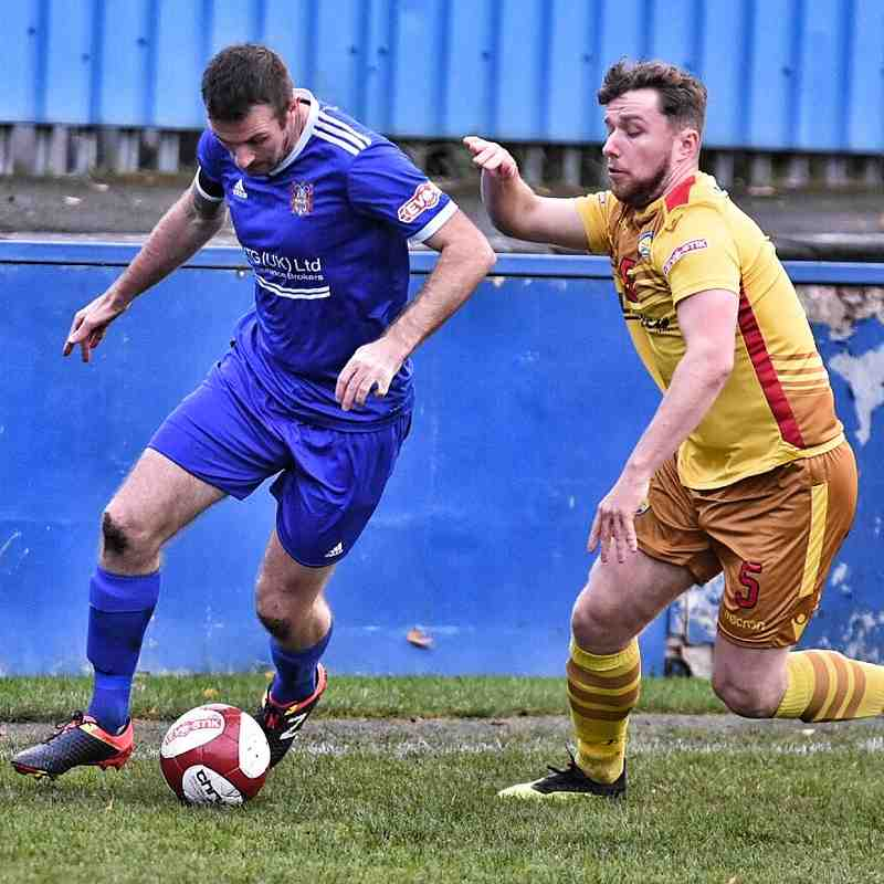 Farsley v Carlton Town