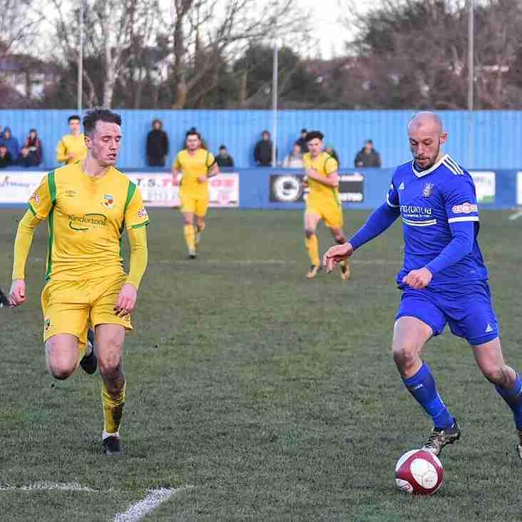 Late Higgins Header Earns Farsley Three Points - Report