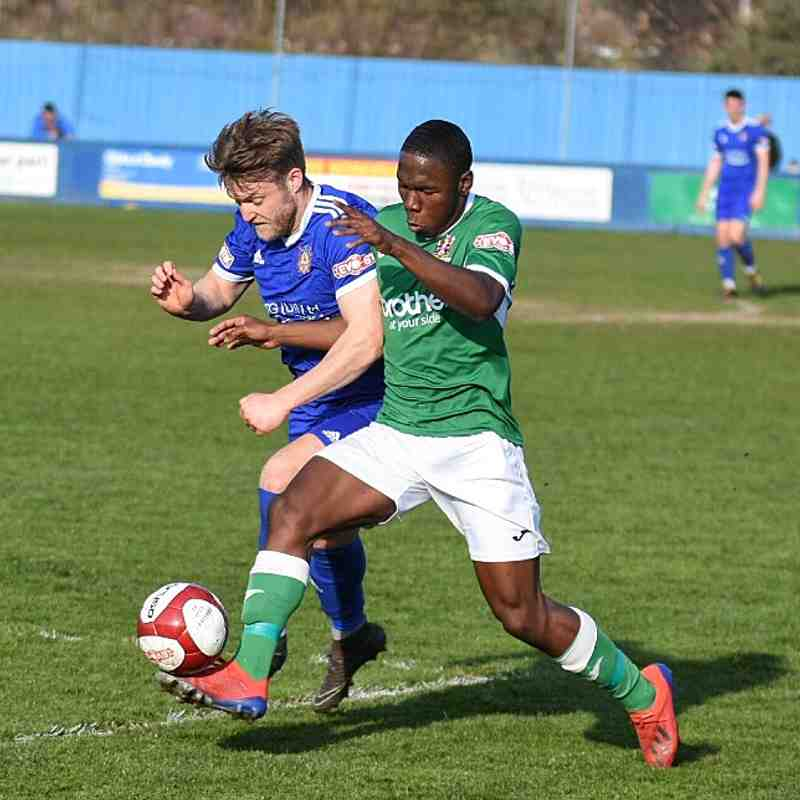 Farsley v Staly Celtic March 19