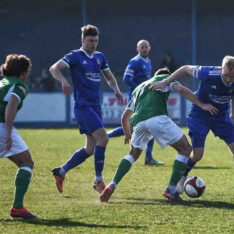 Farsley v Staly Celtic March 19