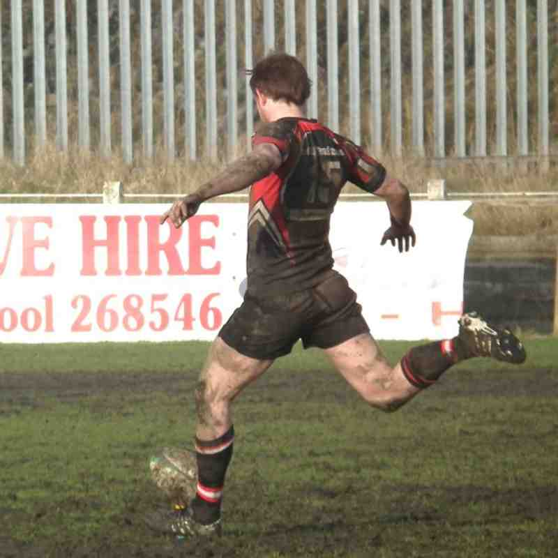Hartlepool Rovers 5 Old Brods 19 - 12th Feb 2011