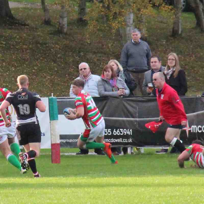 Keighley 26 Old Brods 21 - October 22nd 2016
