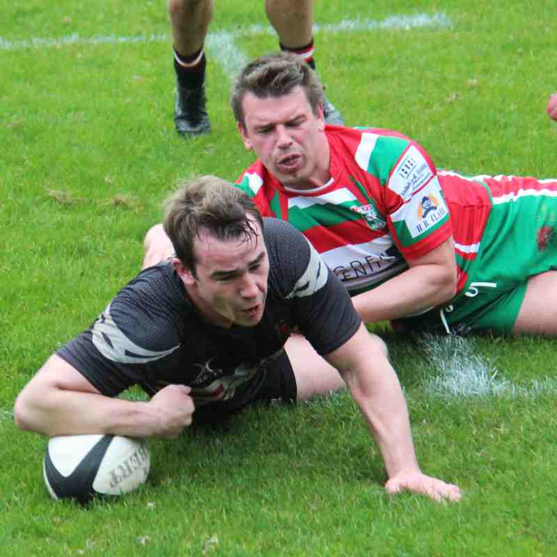 Old Brods 22 Keighley 13 - Septomber 23rd 2017