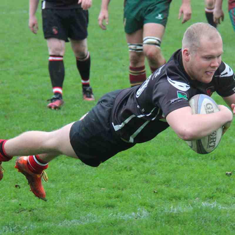 Heath 2nd XV 0 Old Brods 2nd XV 10 - October 28th 2017