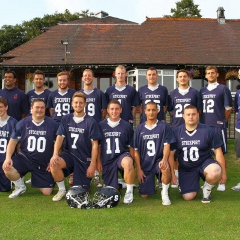 Poynton vs. Stockport Lacrosse Club