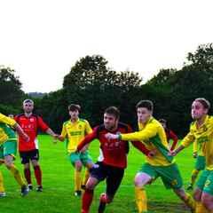 Corwen 2-0 Coedpoeth United