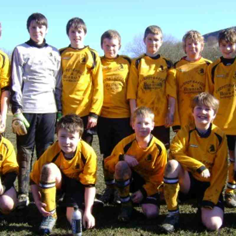 ossettalbion u12's