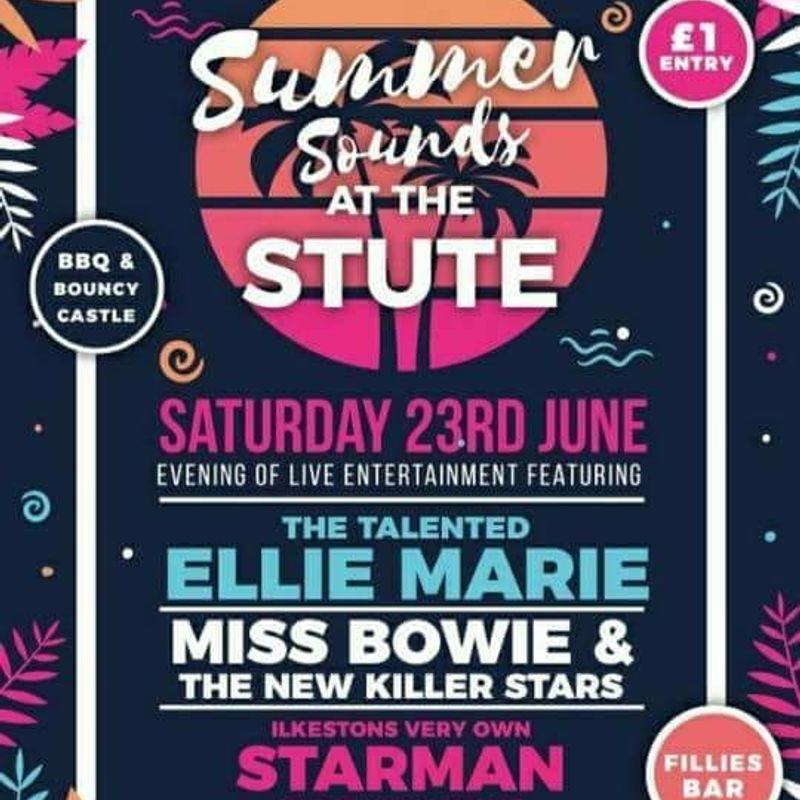 Summer sounds at the Stute!