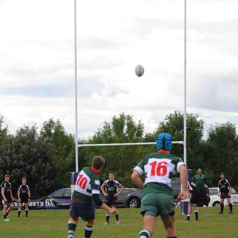 U16's V Royal Wootton Bassett.