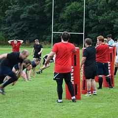 Training 1st August