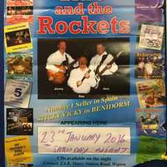Rue & the Rockets - Saturday 23rd January