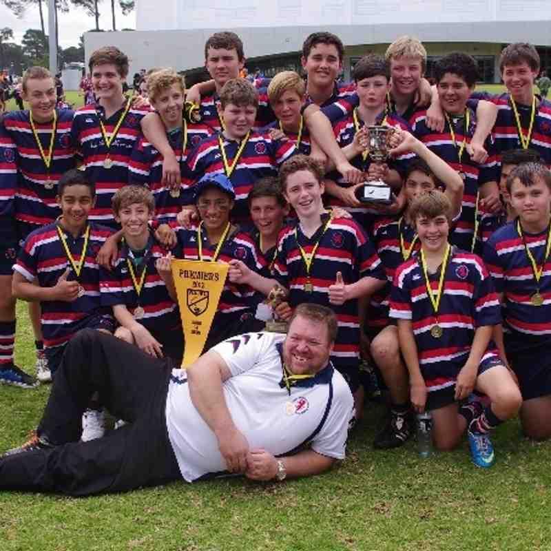 Under 14's Swan Grand Final vs Wanneroo September 7th