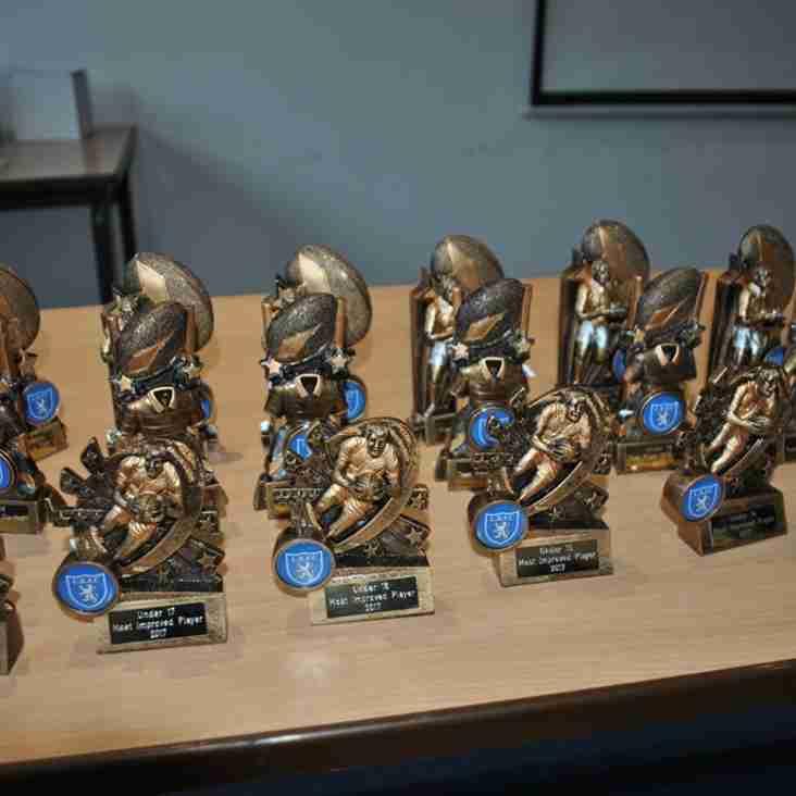 Minis award winners 2016-17