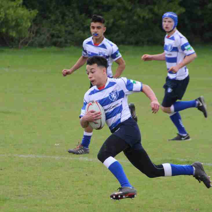 U14s win Worthing 7s for second year