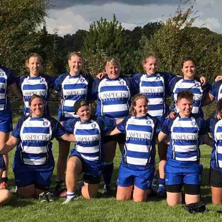 Debut game for Ladies 2nds ends in a draw