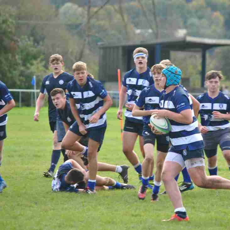 U14s in good form