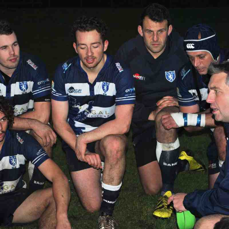 1sts v Crowborough 11-11-17