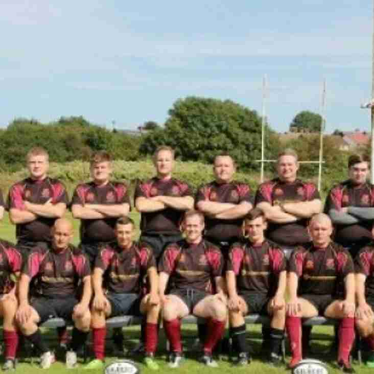 2nd XV Squad for Sat 02 March 2013