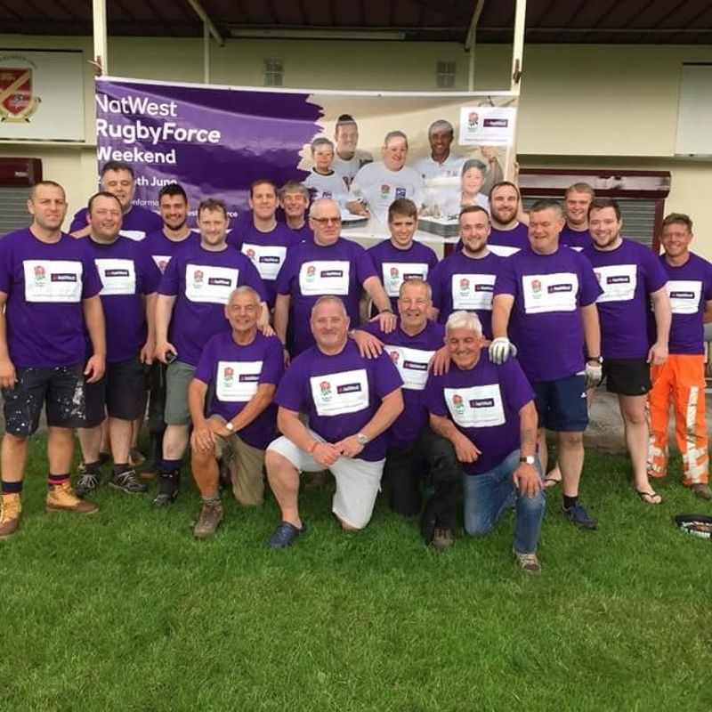 REMINDER : Natwest Rugby Force Weekend